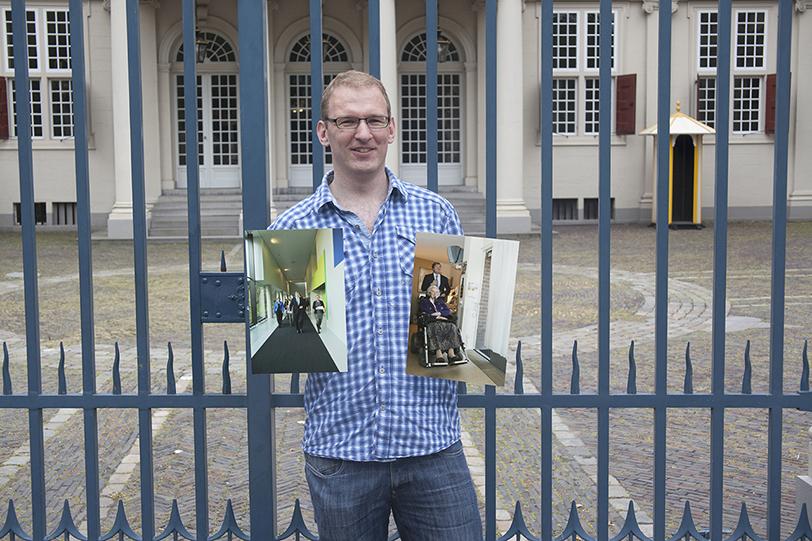 paleis Noordeinde Koning Willem Alexander